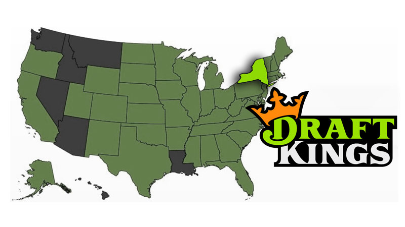 is draftkings legal in ny