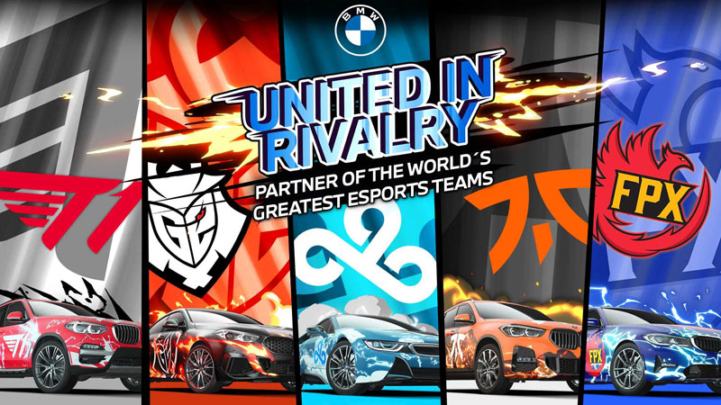BMW United in Rivarly